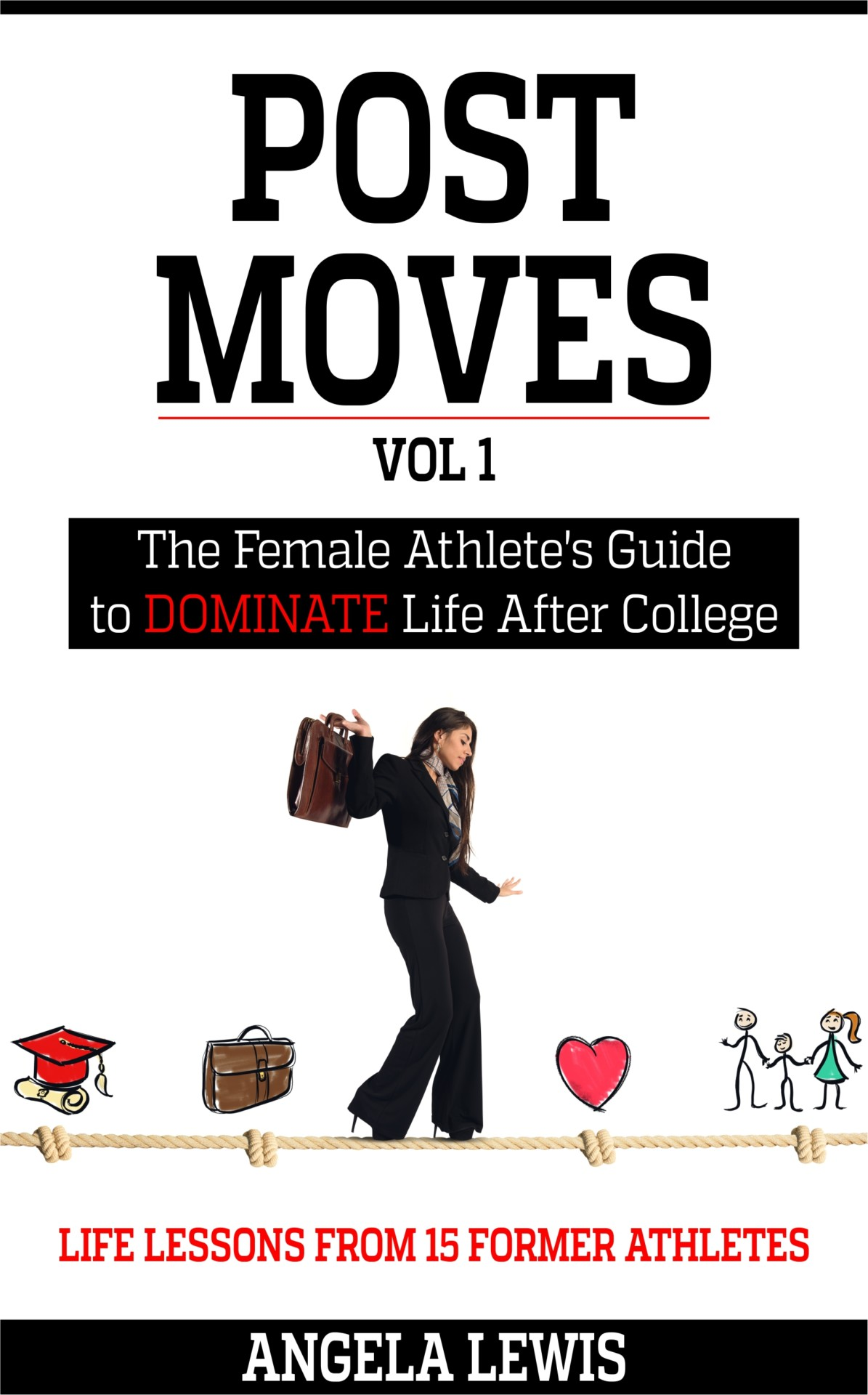 Female College Athletes Receive Career Advice from 15 Successful Professional Women