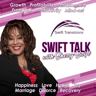 "Sherry Swift, a Reputable Name in Her Industry, has Been Welcomed by Business Innovators Radio to Begin a New Podcast Series Called ""Swift Talk with Sherry Swift""."