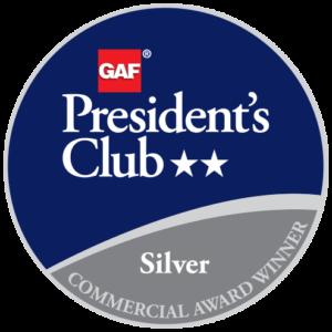 Progressive Roofing (Phoenix) Receives GAF's Prestigious 2018 President's Club Award