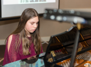13 Year Old Piano Prodigy Debuts At #1 On The Charts With Her Second Album.
