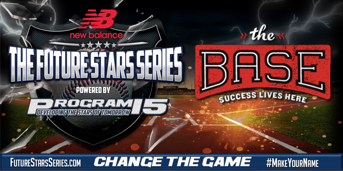 PROGRAM 15 Welcomes The BASE Urban Youth Academy as New Balance Baseball Future Stars Series Regional Partner Program