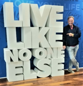 """Keith Hatchett, One Man's Journey On """"How To Live Your Life Like No One Else"""""""