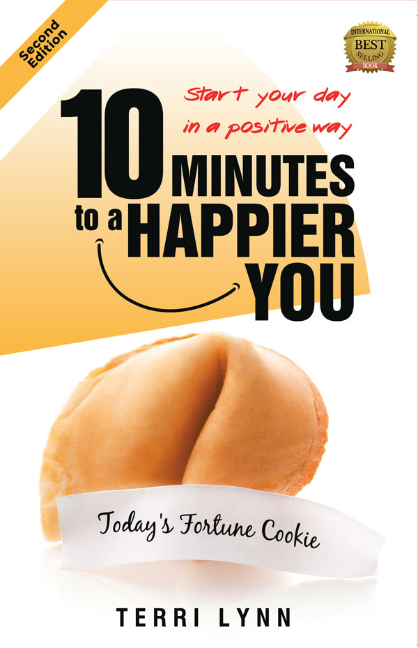 """10 Minutes to a Happier You: Start Your Day in a Positive Way Kindle Edition""…reaches the top of Amazon Best Seller Lists"